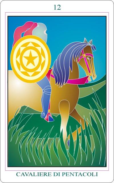 caballo de oros